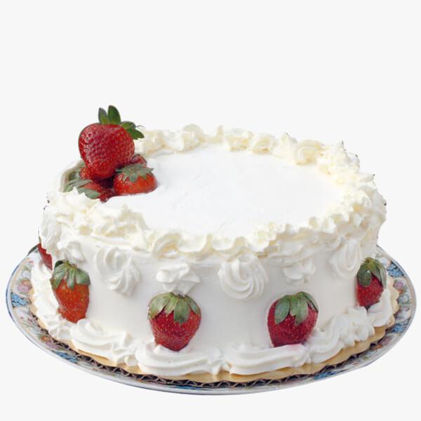 Strawberry Cake One Kg