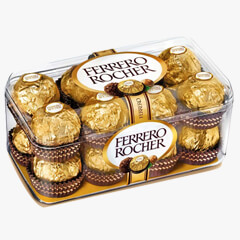 16 Pcs Ferrero Rocher Pack
