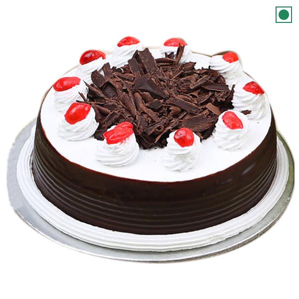 Eggless Black Forest Cake One Kg